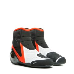 Boots Dainese DINAMICA AIR Black White Fluo-Red