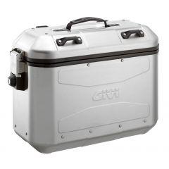 DLM36APACK2 - Pair Side Cases Givi DLM36 TREKKER DOLOMITI Aluminium 36lt