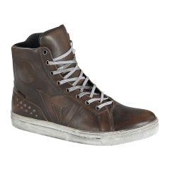 Chaussures de Moto Homme Dainese STREET ROCKER D-WP® Brun-Foncé