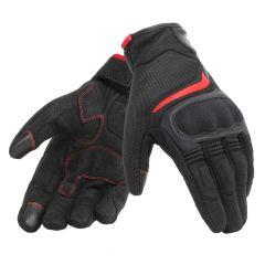 Guantes de Moto Unisex Dainese AIR MASTER Negro/Rojo