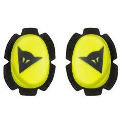Protección de las Rodillas Dainese PISTA SLIDER Amarillo-Fluo/Negro