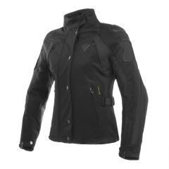 Jacket Dainese D-Dry Rain Master Lady Waterproof Black/Black/Black