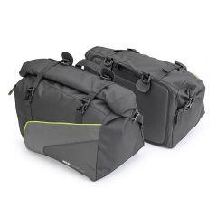 EA133 - Givi Paire de sacoches latérales souples étanches Easy Bag 25 Litres