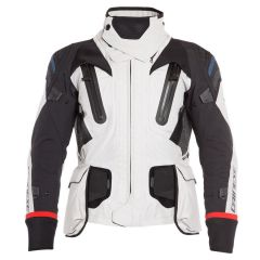 Veste De Moto Homme Dainese Gore-Tex Antartica Gris Noir