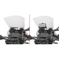 FB7710 - Givi Fairing upper bracket to mount S902A KTM 790 Adventure / R (2019)