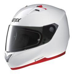 Helmet Full-Face Grex G6.2 K-Sport 11 Metal White