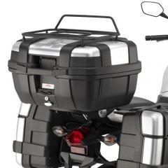 1111FZ - Givi Specific rear rack for MONOKEY or MONOLOCK top case Honda NC700S