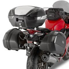 1132FZ - Givi rear rack for MONOKEY MONOLOCK top case Honda VFR 800 F (14 > 15)