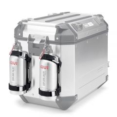 E162 - Givi Support in stainless steel for thermal flask