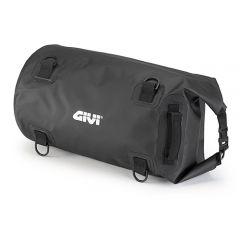 EA114BK - Givi Waterproof cylinder seat bag Black 30ltr