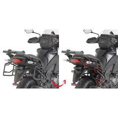 PLR4113 - Givi Seitenkoffer-Träger MONOKEY Kawasaki Versys 1000 (15 > 16)