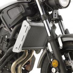 PR2126 - Givi Radiator guard black painted Yamaha XSR700 (16)