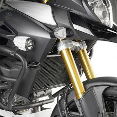 PR3105 - Givi Grille radiateur inox noir Suzuki DL 1000 V-Strom (14 > 16)