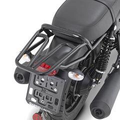 SR8201 - Givi Support spécifique pour  MONOKEY / MONOLOCK Moto Guzzi V7 (17)