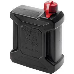 TAN01 - Givi Jerrycan de 2,5 lt pour le transport d'essence d'eau ou d'huile
