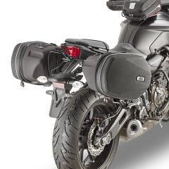 TE2140 - Givi Abstandshalter für EASYLOCK Satteltaschen Yamaha MT-07 (18 > 19)