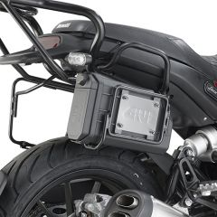 TL8704KIT - Givi kit S250 Tool Box right-hand side Benelli Leoncino 500 (17)
