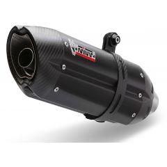 H.075.L9 - Exhaust Muffler MIVV SUONO Black HONDA CB 500 F (19-)