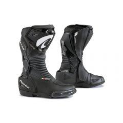 Botas de cuero Racing Forma Hornet Dry Negro