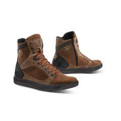 Schuhe Moto Forma Urban Leder Wasserdicht Hyper Braun
