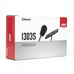 Intercom Single Givi I303S Bluetooth Universal For All Helmets
