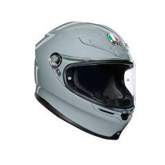 Helmet Full-Face Agv K6 Nardo Grey