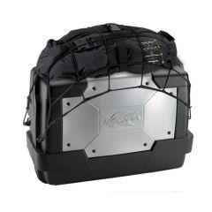 K9910N - Kappa Elastisches Gepäcknetz Schwarz