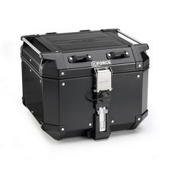 KFR420B - Kappa MONOKEY Topcase K-FORCE aluminium schwarz lackiert 42 Lt