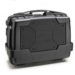 KGR33N - Kappa Valise MONOKEY® GARDA 33 litres capot externe couleur Noir