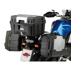 KGR46PACK2 - Kappa Paire de valises GARDA MONOKEY® 46 litres aluminium