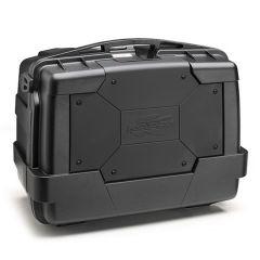 KGR46NPACK2 - Kappa Set of two KGR46 MONOKEY® Top-case,capacity 46 black cover