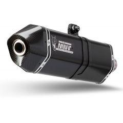 KT.021.LRB - Exhaust Muffler MIVV SPEED EDGE Black KTM 790 ADVENTURE / R (19-)