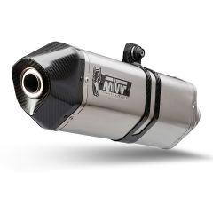 KT.021.LRX - Exhaust Muffler MIVV SPEED EDGE SS KTM 790 ADVENTURE / R (19-)