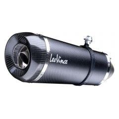 8452S - Exhaust Mufflers LeoVince FACTORY S Carbon Kawasaki Z 1000 / SX