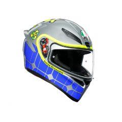 Helmet Full-Face Agv K1 Rossi Mugello 2015