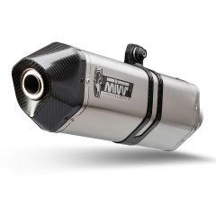 B.029.LRX - Exhaust Muffler Mivv SPEED EDGE SS/Carbon BMW S 1000 RR (15-16)