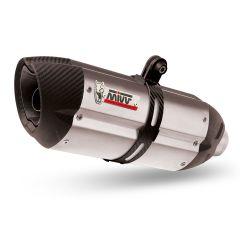 H.047.L7 - Silenciador Escape Mivv SPORT SUONO Inox HONDA CBR 250 R (2011 >)