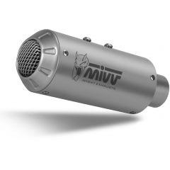 H.068.LM3X - Exhaust Muffler Mivv MK3 Stainless Steel HONDA CB 1000 R (18-)