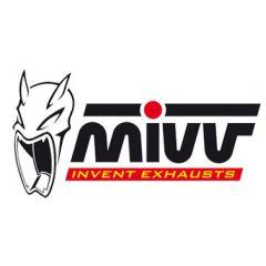 B.012.C1 - Kit Collettori Racing Elimina Catalyzedre Mivv BMW R 1200 GS 2010>