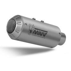 Y.057.LM3X - Exhaust Muffler Mivv MK3 Stainless Steel YAMAHA MT-10 (16-)