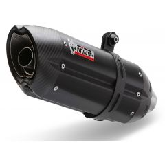 Y.063.L9 - Exhaust Muffler Mivv SPORT SUONO Steel Black YAMAHA YZF 600 R6 (17-)