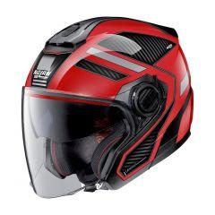 Helmet Jet Nolan N40-5 Beltway 22 Corsa Red