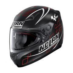 Helmet Full-Face Nolan N60.5 MotoGP 89 Flat Black