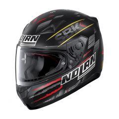 Helmet Full-Face Nolan N60.5 SBK 84 Flat Black