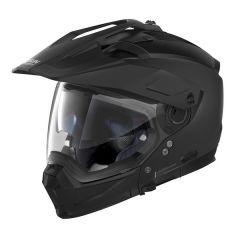 Helmet Full-Face Crossover Nolan N70.2 X Classic 10 Flat Black