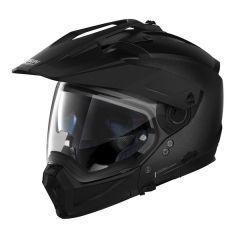 Helmet Full-Face Crossover Nolan N70.2 X Special 9 Black Graphite