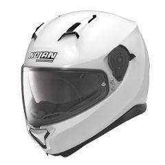 Helmet Full-Face Nolan N87 Classic 5 Metal White