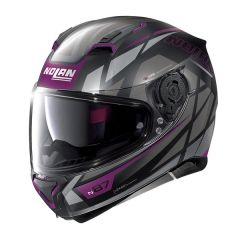 Helmet Full-Face Nolan N87 Originality 71 Flat Black