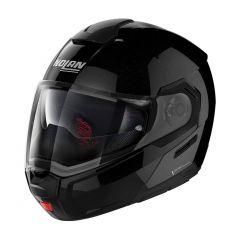Casco Integral Abierto Nolan N90.3 SPECIAL 12 Metal Negro