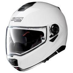 Casco Integral Abierto Nolan N100.5 Special 15 Pure Blanco